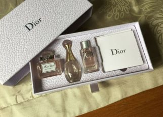 Perfumes – a gift that makes memories