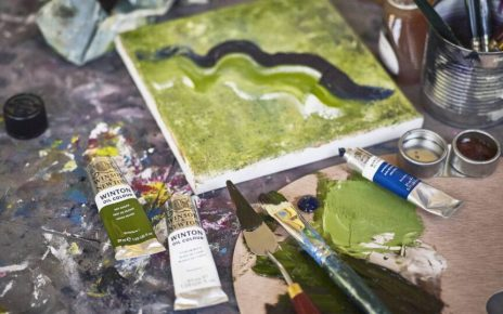 Types of painting canvas you may choose
