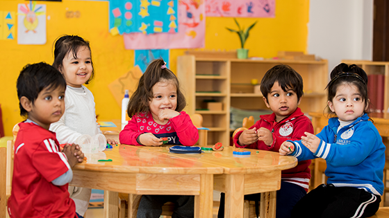 Factors to consider when looking for a nursery school