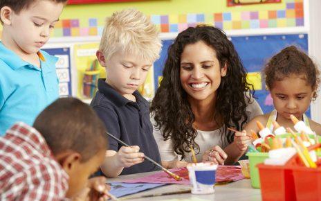 The Role Of A Nurturing School Teacher